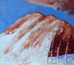 Winter Mountain, Wicklow