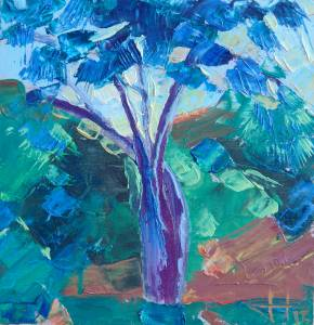 The Blue Tree