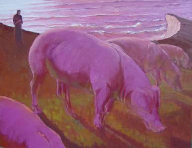 The Swine Herd