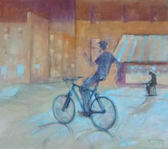 Berlin Biker