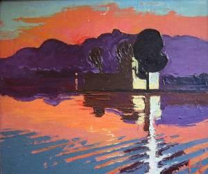 The Lake at Udipur